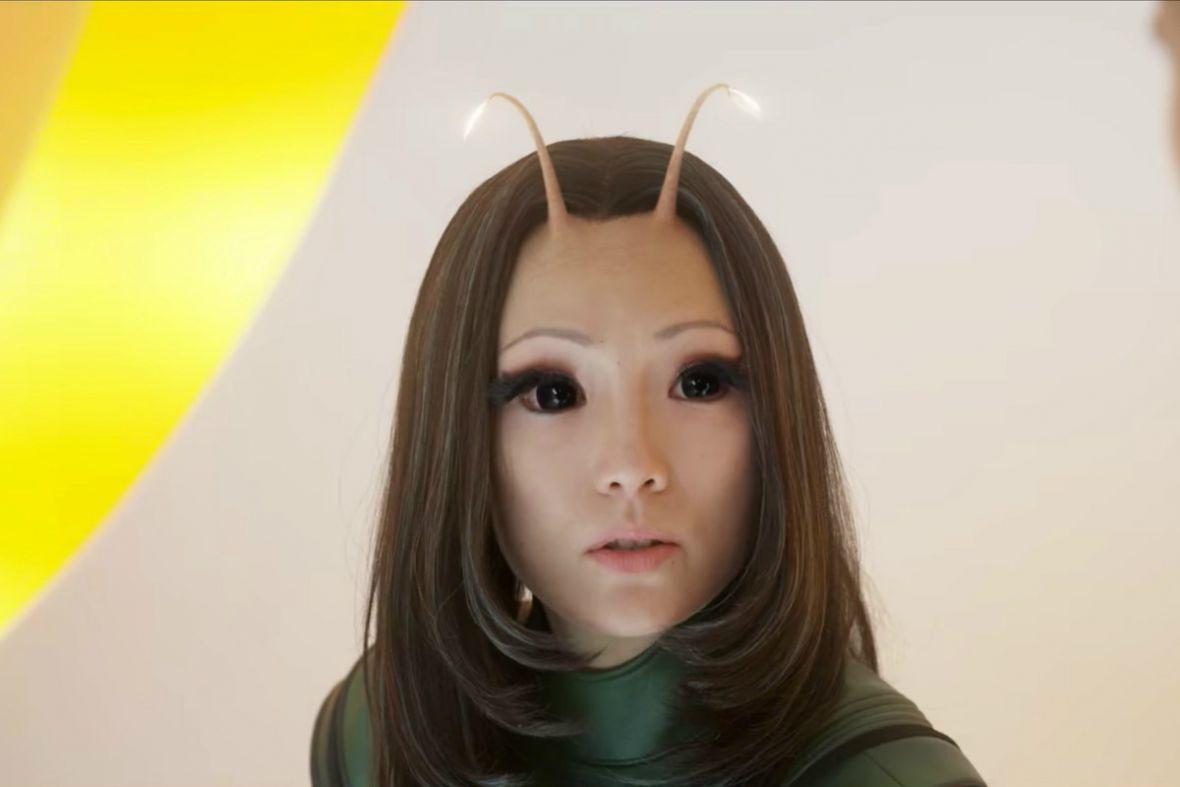 Mantis powiedziała o kilka słów za dużo. Na planie Avengers 4 doszło do babskiego spotkania