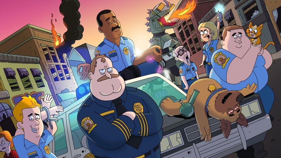 Praca w policji to ani raj, ani piekło. I to samo można powiedzieć o nowym serialu Netfliksa – Paradise PD