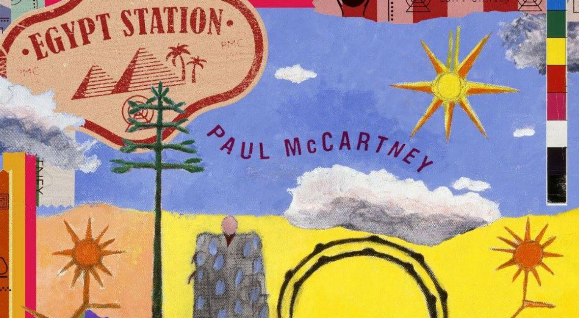 Paul McCartney na swojej nowej płycie zawstydza Eda Sheerana. Egypt Station – recenzja