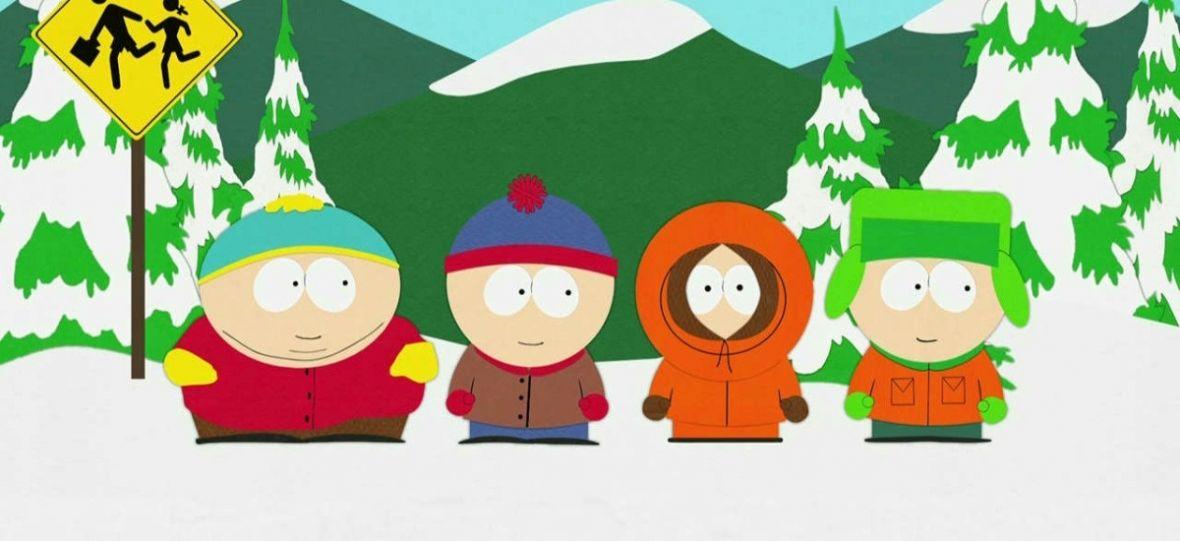 South Park w pierwszym odcinku 22. sezonu nabija się z Czarnej pantery i strzelanin