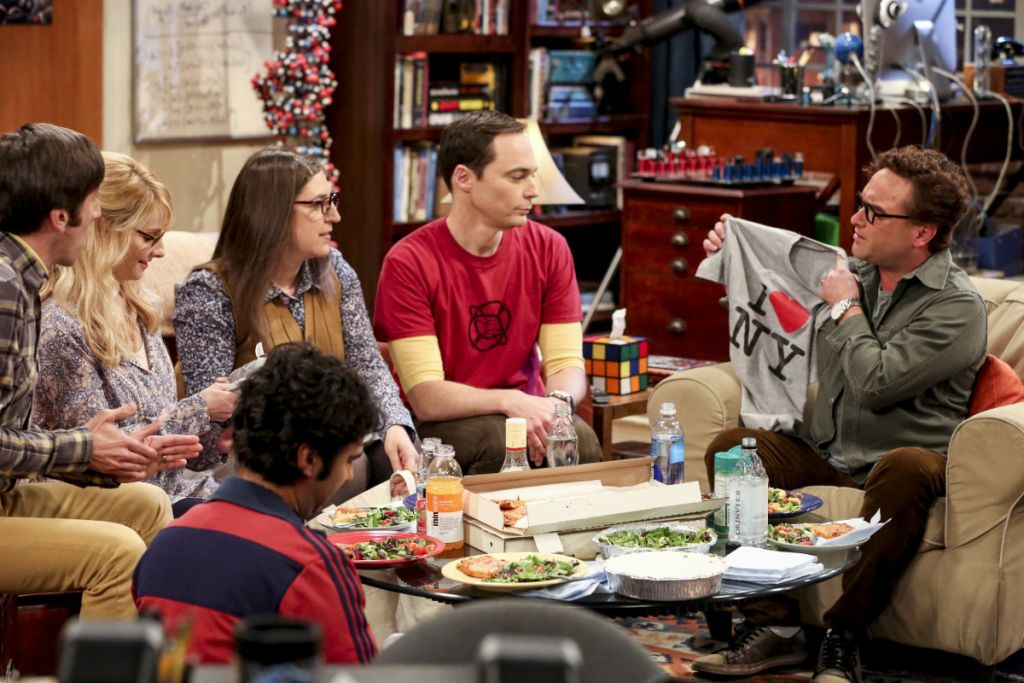 the big bang theory 12 sezon recenzja 2