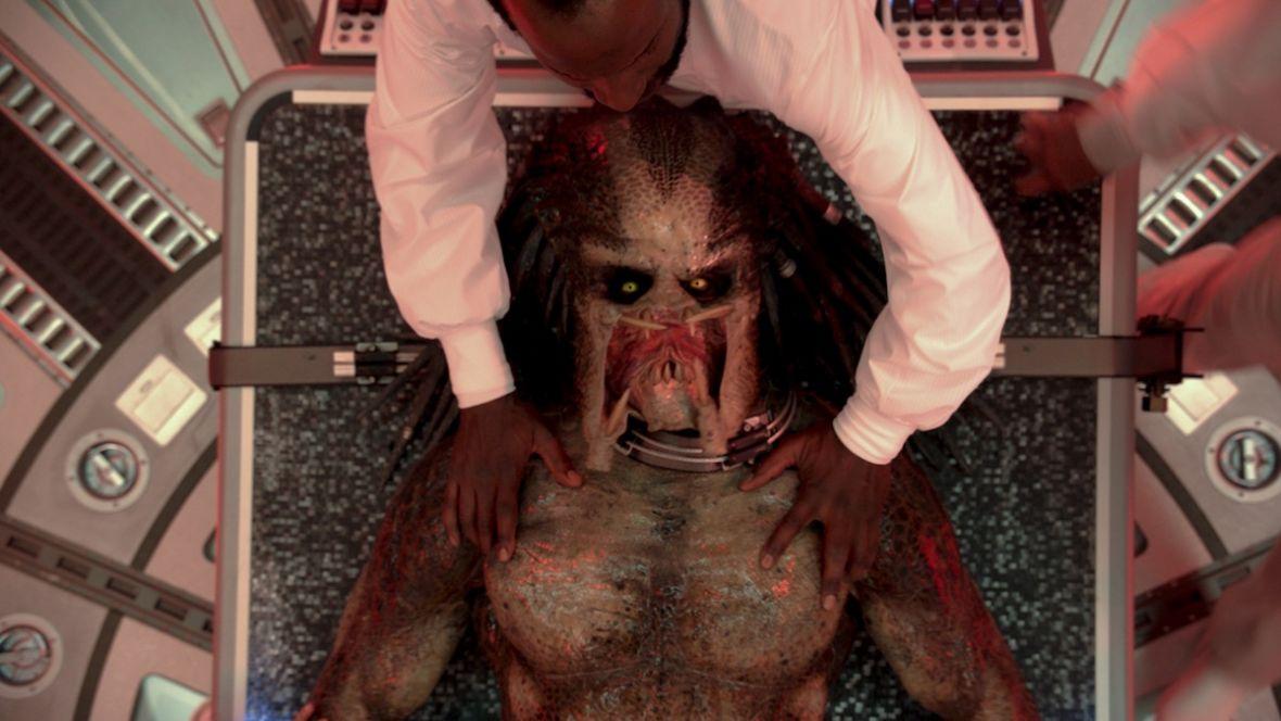 The Predator to nie jest zły film. Pod warunkiem, że uzna się go za parodię