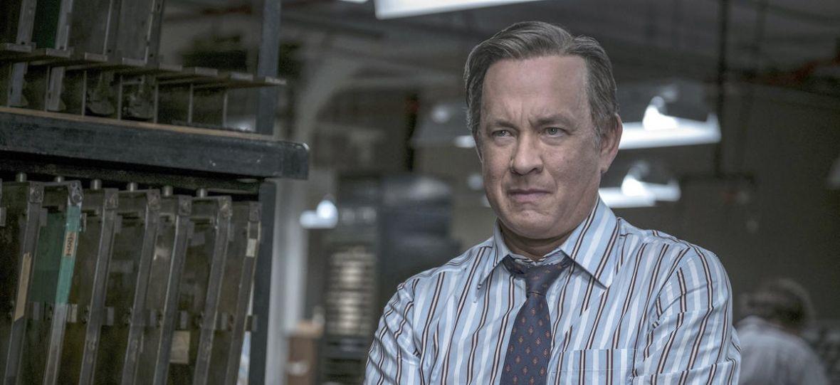 Tom Hanks jako dobroduszny pan Rogers. Aktor wcieli się w rolę telewizyjnej gwiazdy
