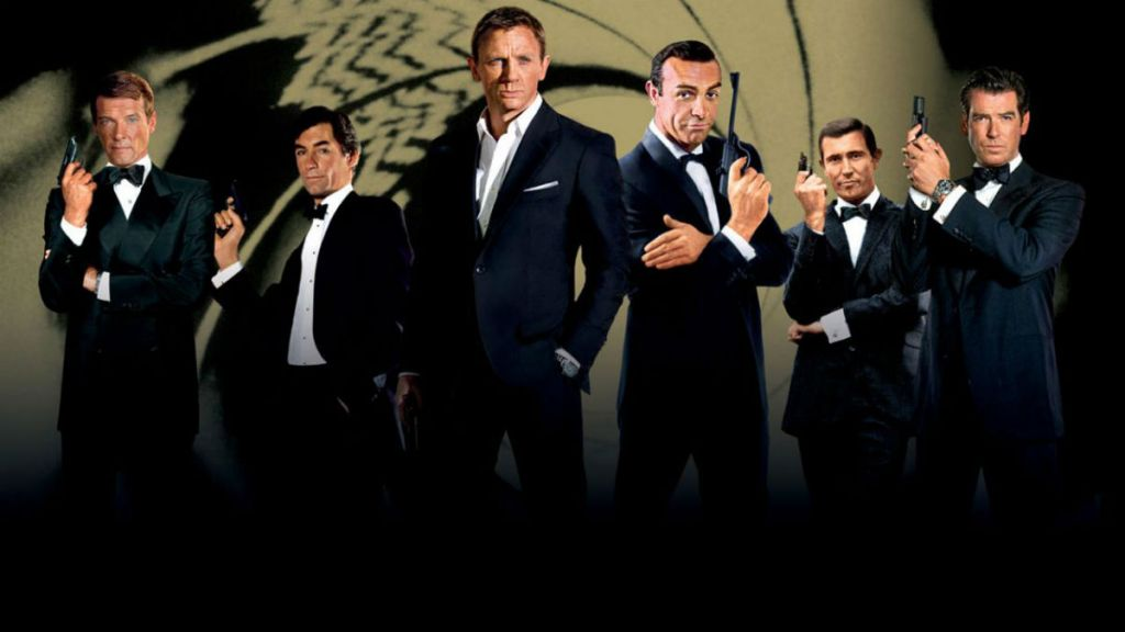 James Bond agenci