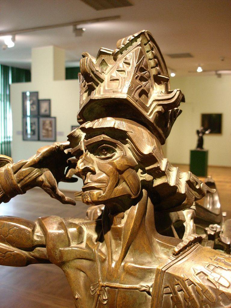 Rzeźba Bolesława Śmiałego