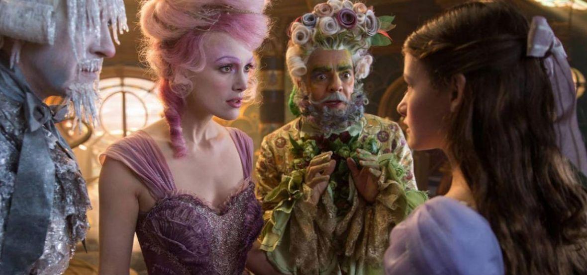 Dziadek do orzechów i cztery królestwa to baśniowe kino Disneya w starym dobrym stylu
