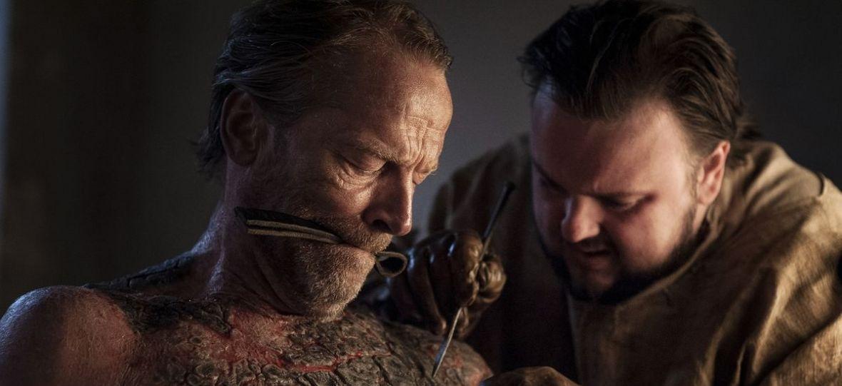 Iain Glen zepsuł zabawę. Serialowy Jorah Mormont zdradził, co czeka jego bohatera w finale Gry o tron