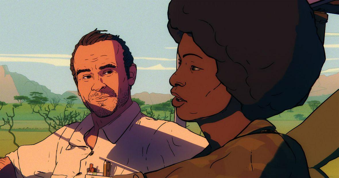 """Platige Image, Kapuściński i wyjątkowa animacja.Film """"Jeszcze dzień życia"""" jest już dostępny w HBO GO"""
