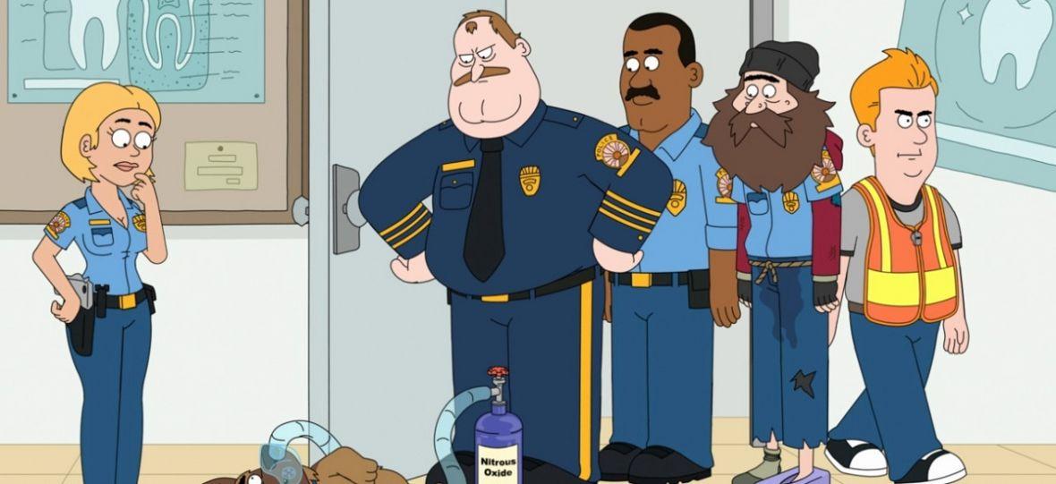 Najgorsi policjanci świata powrócą. Netflix zapowiedział drugi sezon Paradise PD