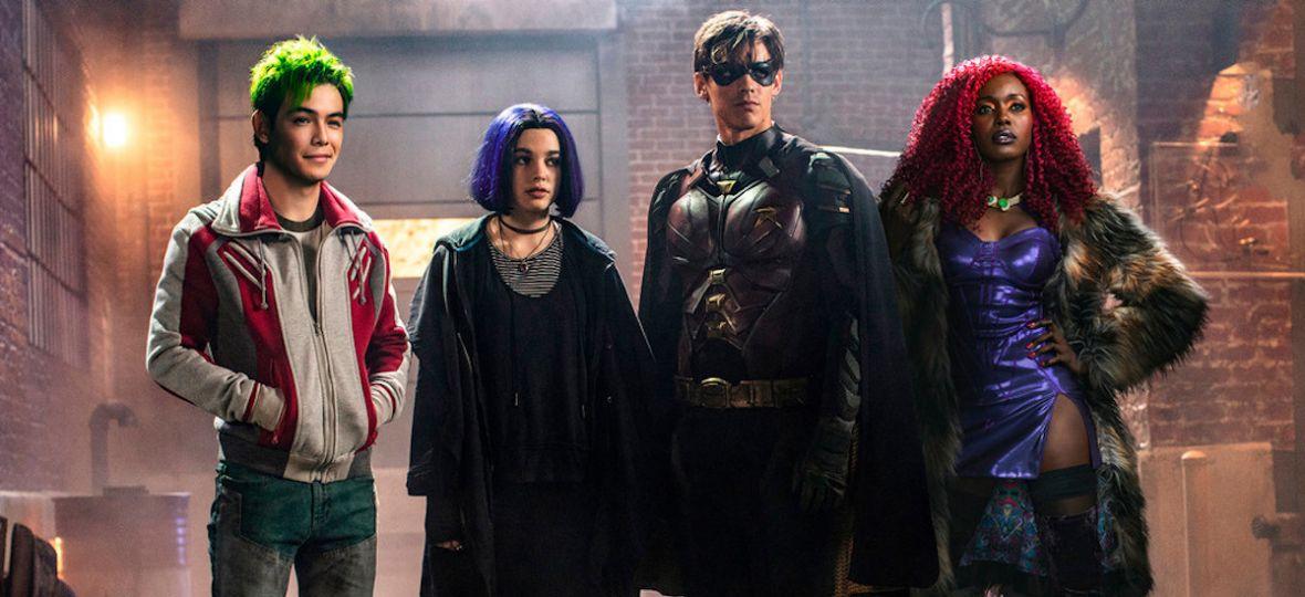 """""""Titans"""" to duchowy spadkobierca """"Gotham"""". Widziałem już 1. odcinek serialu DC, który zobaczysz dziś na Netfliksie"""