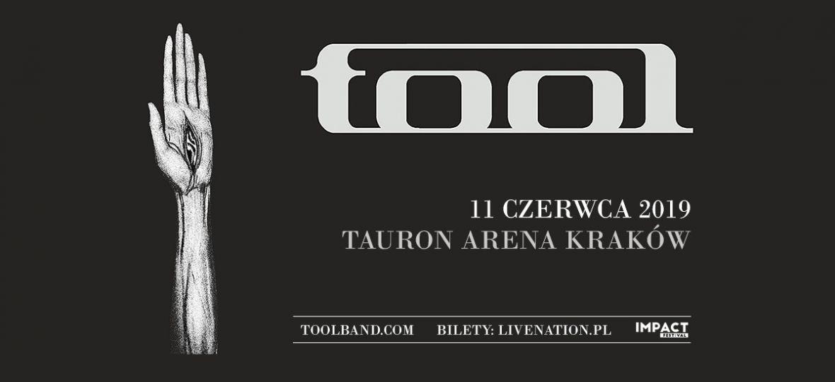Zespół Tool zagra w czerwcu w Krakowie. Bilety trafią do sprzedaży jeszcze w tym tygodniu