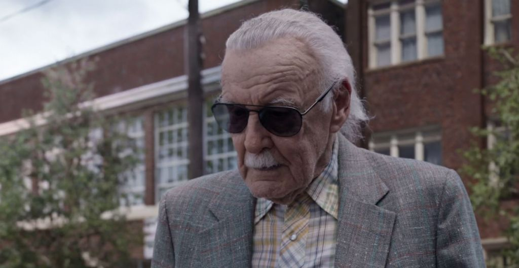 Stan Lee ant man i osa