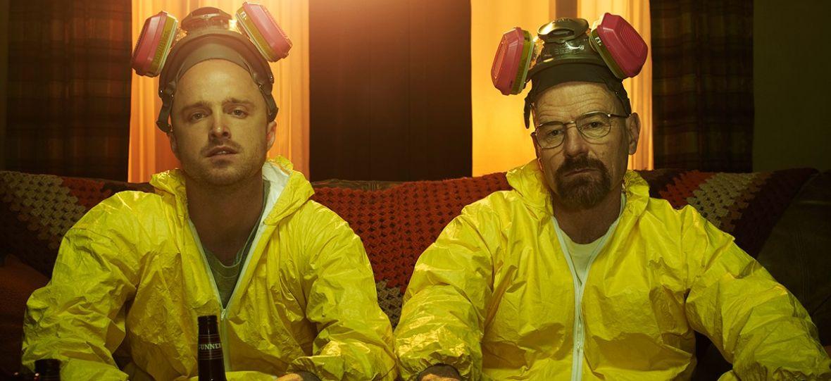 Twórcy pełnometrażowego filmu Breaking Bad podjęli świetną decyzję dotyczącą scenariusza