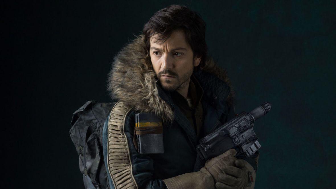 Powstaje nowy serial aktorski w uniwersum Star Wars. W roli głównej Diego Luna