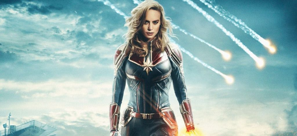 czas akcji Kapitan Marvel