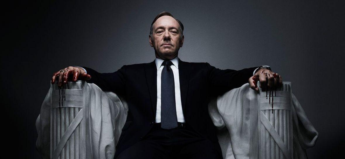 Co się stało z Frankiem Underwoodem? 6. sezon House of Cards zdradza losy bezwzględnego prezydenta