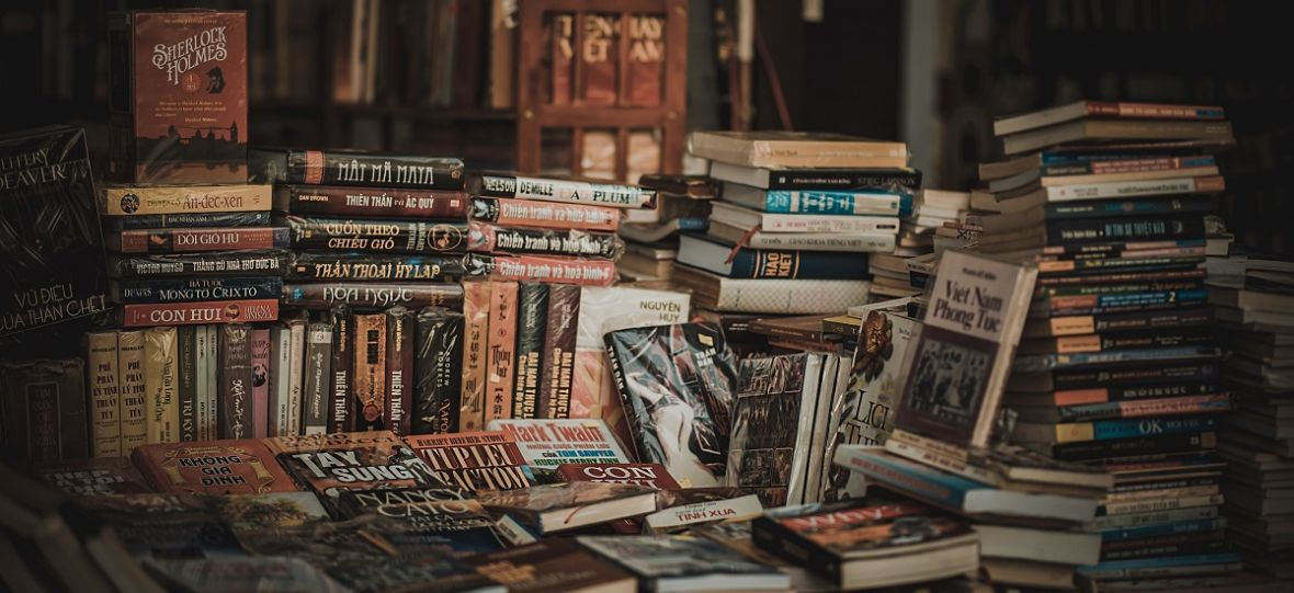 Promocje z okazji Black Friday to okazja dla pożeraczy książek na zaspokojenie głodu