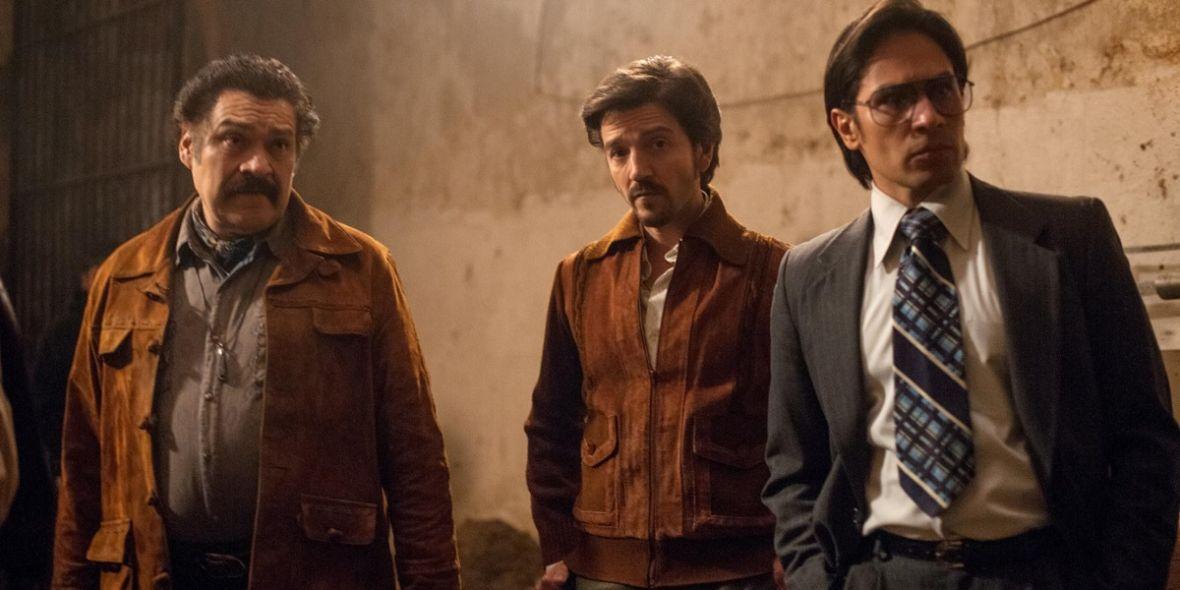 Wiemy, kto jest narratorem w serialu Narcos: Meksyk. Odpowiedź nie jest taka oczywista