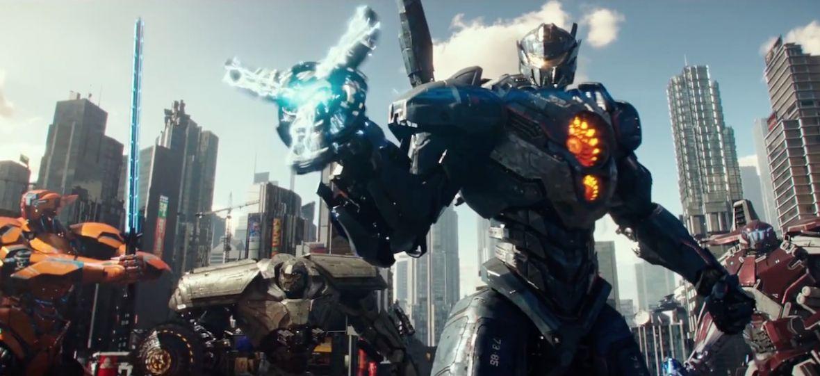 Netflix szykuje nowe wersje Pacific Rim i Altered Carbon. Serwis zapowiada 5 produkcji anime