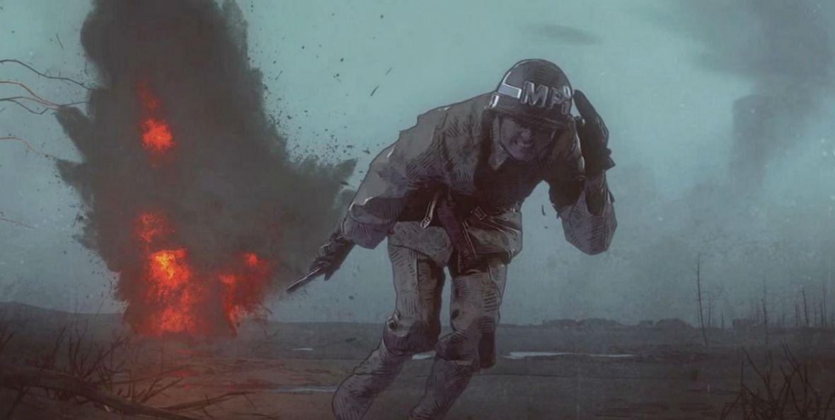 Netflix zamówił serial animowany o II wojnie światowej. Reżyserem produkcji The Liberator został Polak