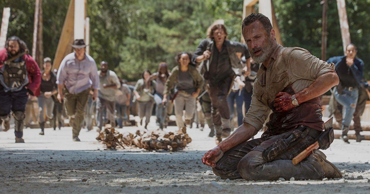 Rick Grimes opuścił The Walking Dead. Jak pożegnano głównego bohatera?