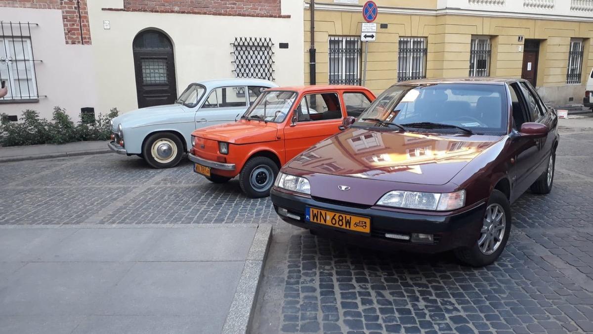 1983 samochody