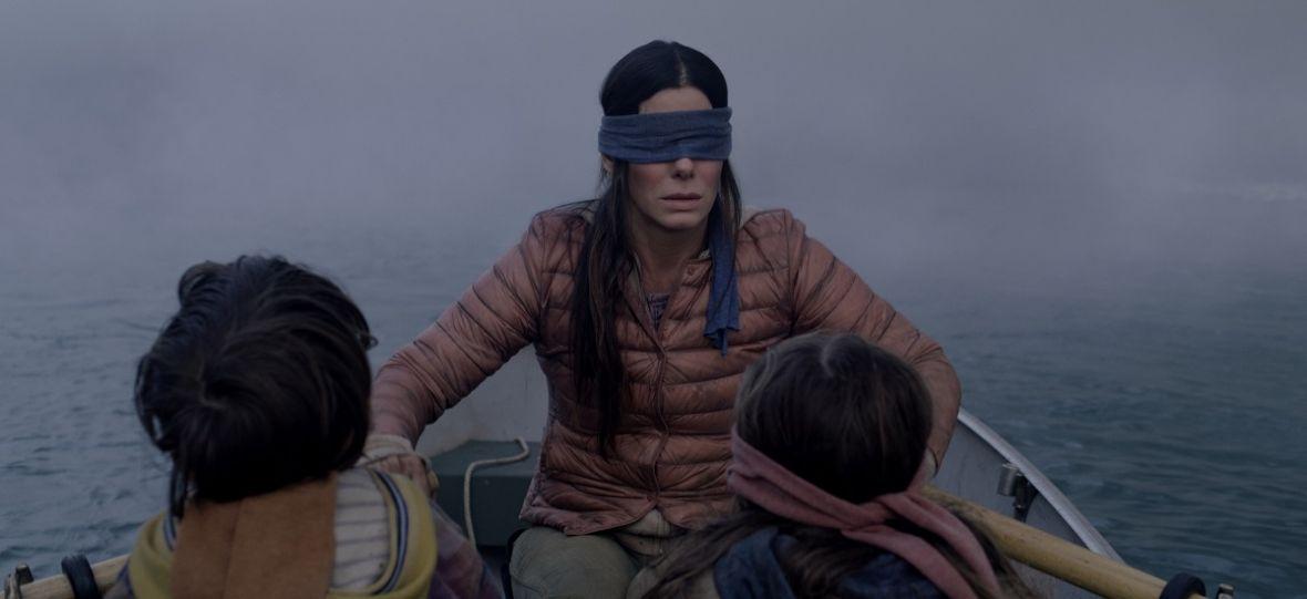 """Sandra Bullock, produkcje Marvela i Jason Momoa w """"Aquamanie"""" – co obejrzeć w weekend?"""