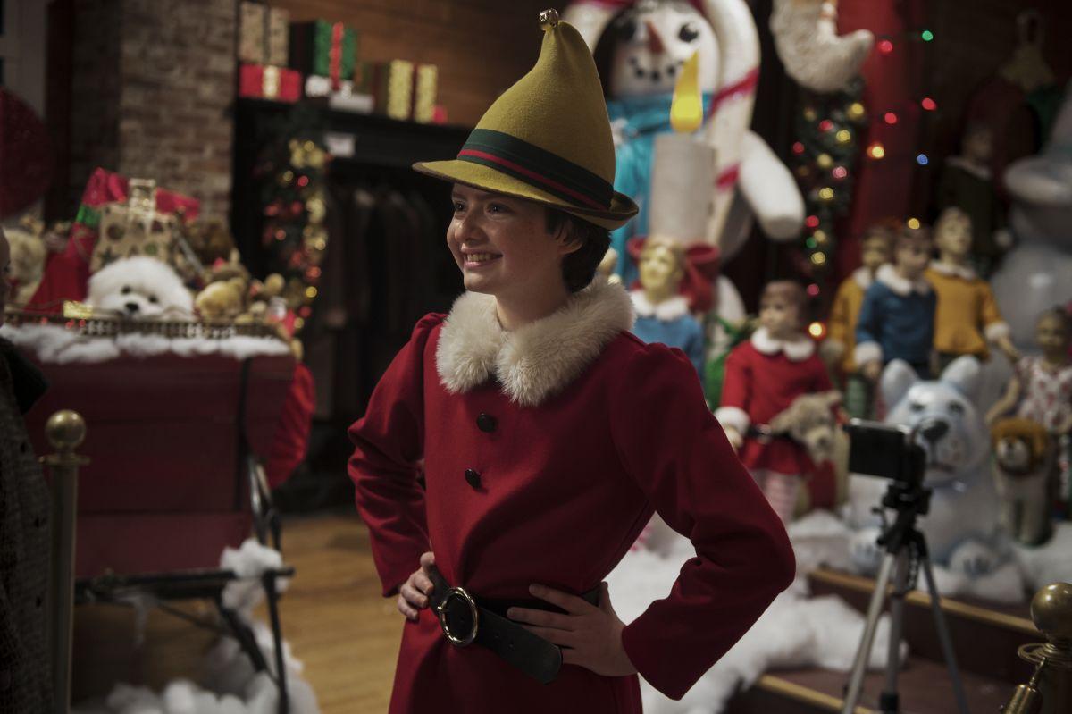 """odcinek świąteczny """"Chilling Adventures of Sabrina"""""""
