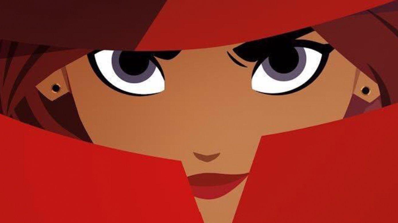 Carmen Sandiego netflix serial