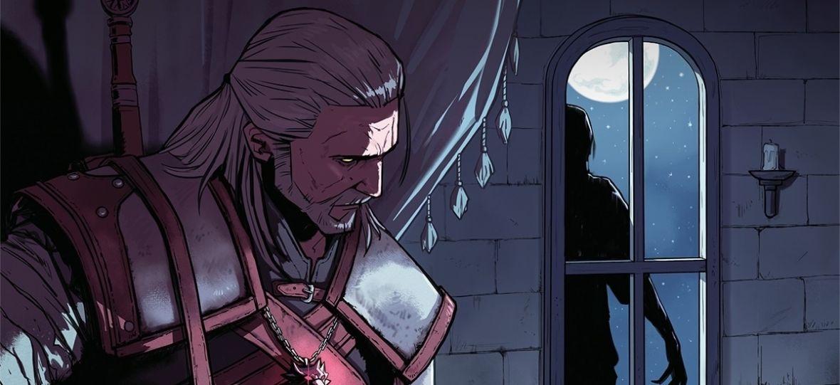 """Nie możesz się doczekać """"Wiedźmina"""" od Netfliksa? Już dziś kupisz komiks dwóch Polek o przygodach Geralta"""