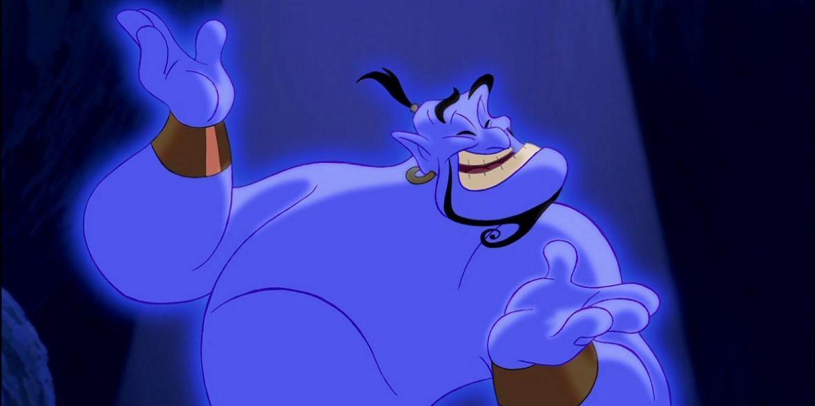 """Will Smith jako Dżin w filmie Guya Ritchiego. Udostępniono zdjęcia z aktorskiego """"Aladyna"""""""