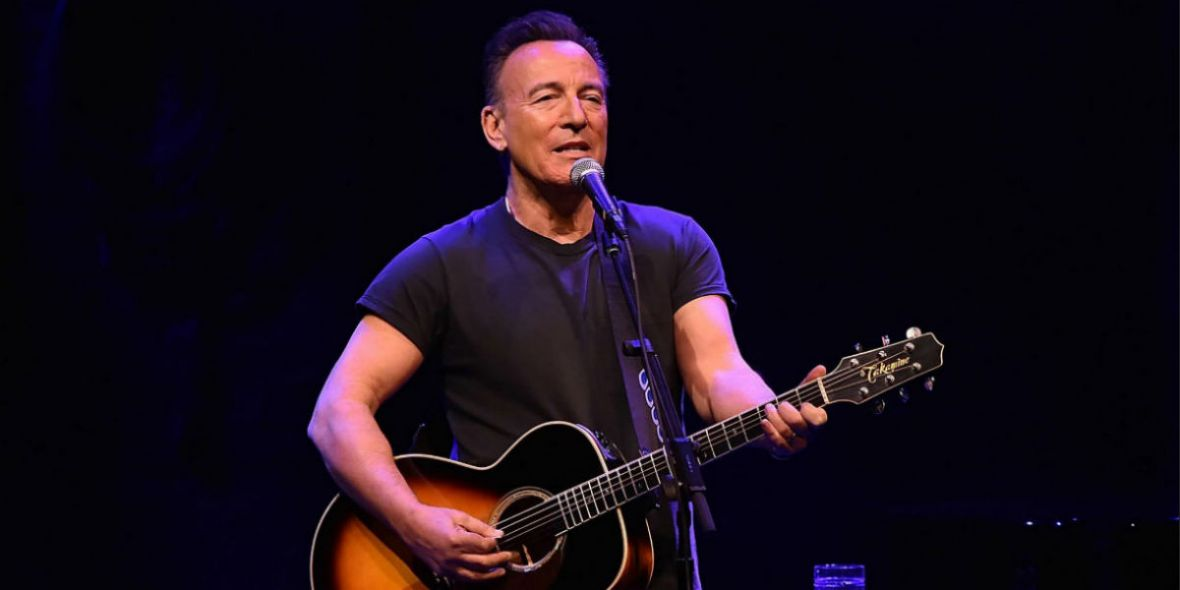 "The Boss w intymnym wydaniu. ""Springsteen on Broadway"" od dziś na Netfliksie"