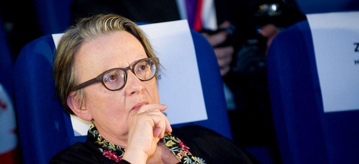 Serial wspaniały, tylko polscy krytycy się nie znają i hejtują – tak twierdzi Agnieszka Holland. Ma rację?