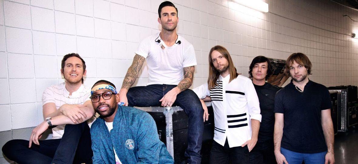 Wystarczył jeden utwór. Maroon 5 był w 2018 roku najchętniej oglądanym zespołem w serwisie Vevo