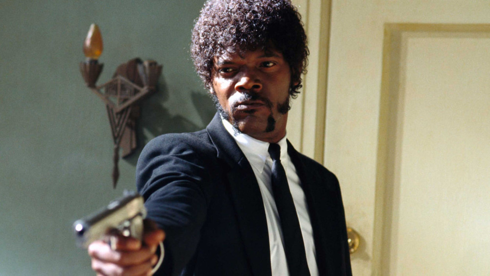 samuel l. jackson pulp fiction
