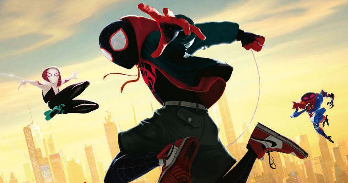 """""""Spider-Man. Uniwersum"""" to jeden z najlepszych filmów o superbohaterach w historii. Nie tylko wśród animacji"""