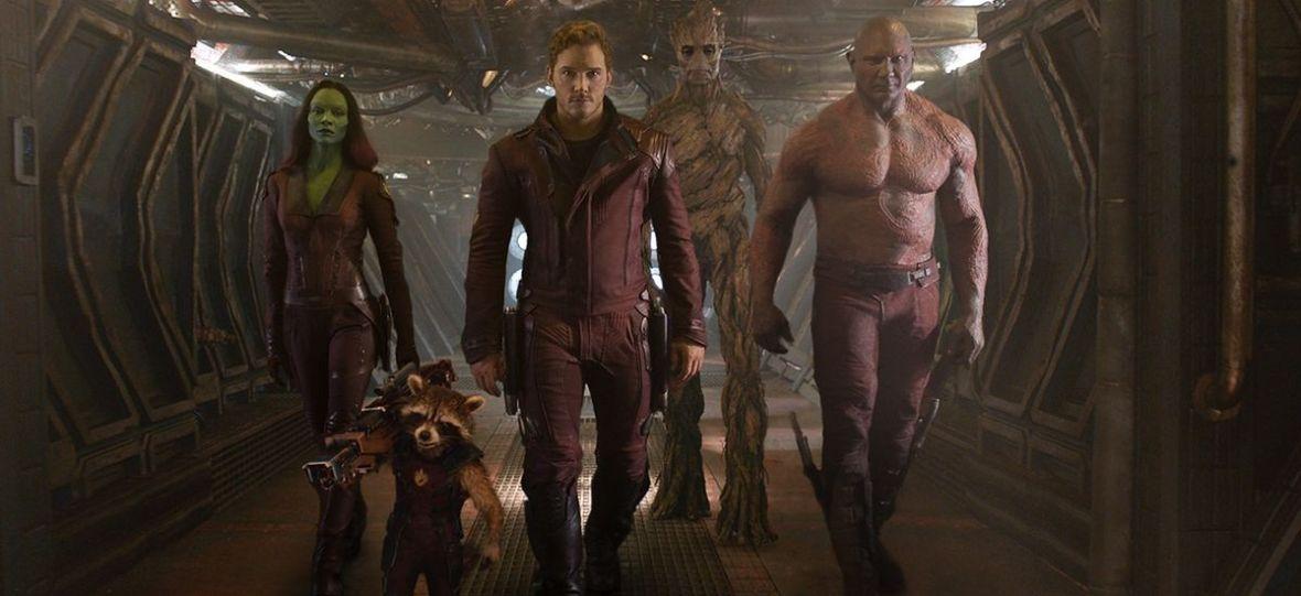 """""""Strażnicy galaktyki"""" podbiją dziś telewizję TVN. Wszystko, czego nie wiedzieliście o kosmicznej grupie Marvela"""