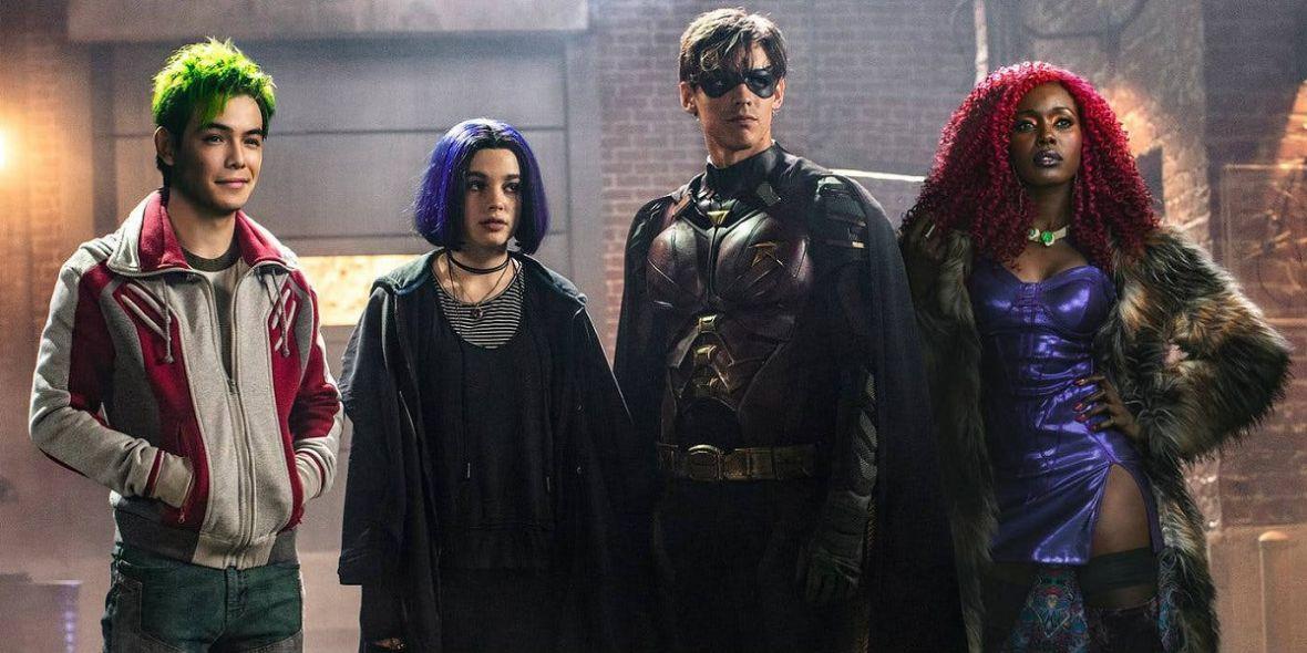 Robin ruszy na ratunek na początku 2019 r. Wiemy, kiedy serial Titans pojawi się na Netfliksie