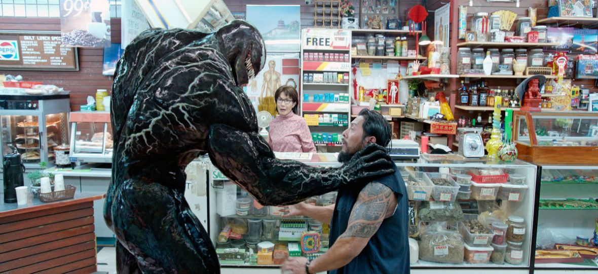 Venom zarobił więcej niż Deadpool i Wonder Woman. Co poszło nie tak?