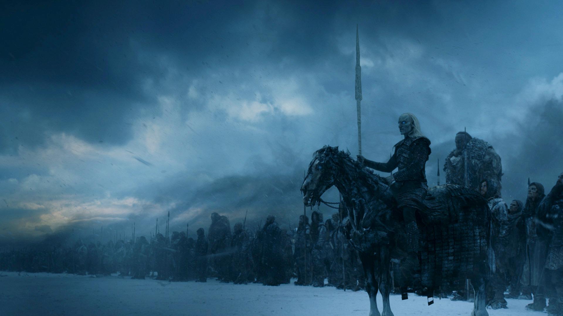 gra o tron nocny król hbo