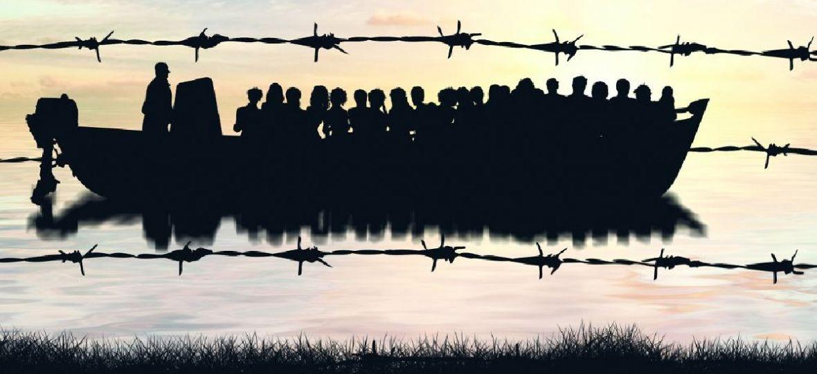 TVN igra z tematem uchodźców. Dziś premiera kontrowersyjnego programu Wracajcie, skąd przyszliście