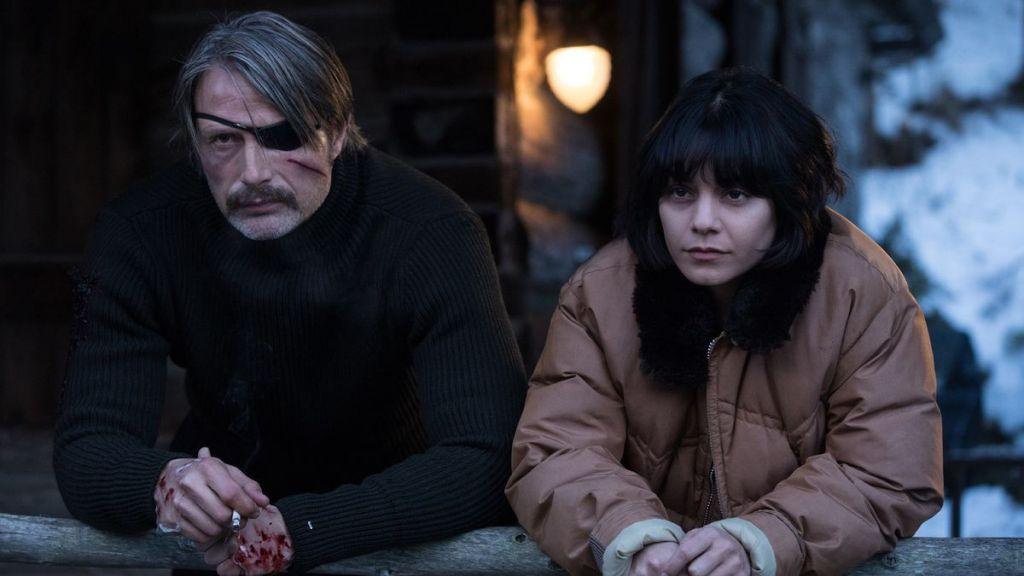 Polar Netflix Mads Mikkelsen vanessa hudgens