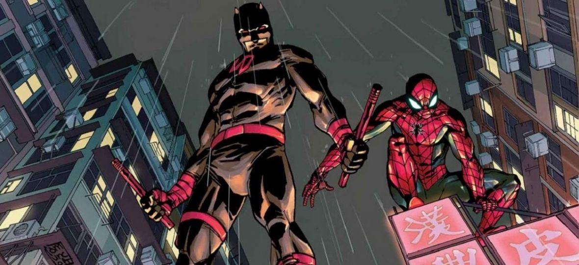 Disney+ to szansa na połączenie seriali i filmów MCU. Ale Daredevil raczej nie spotka Spider-Mana