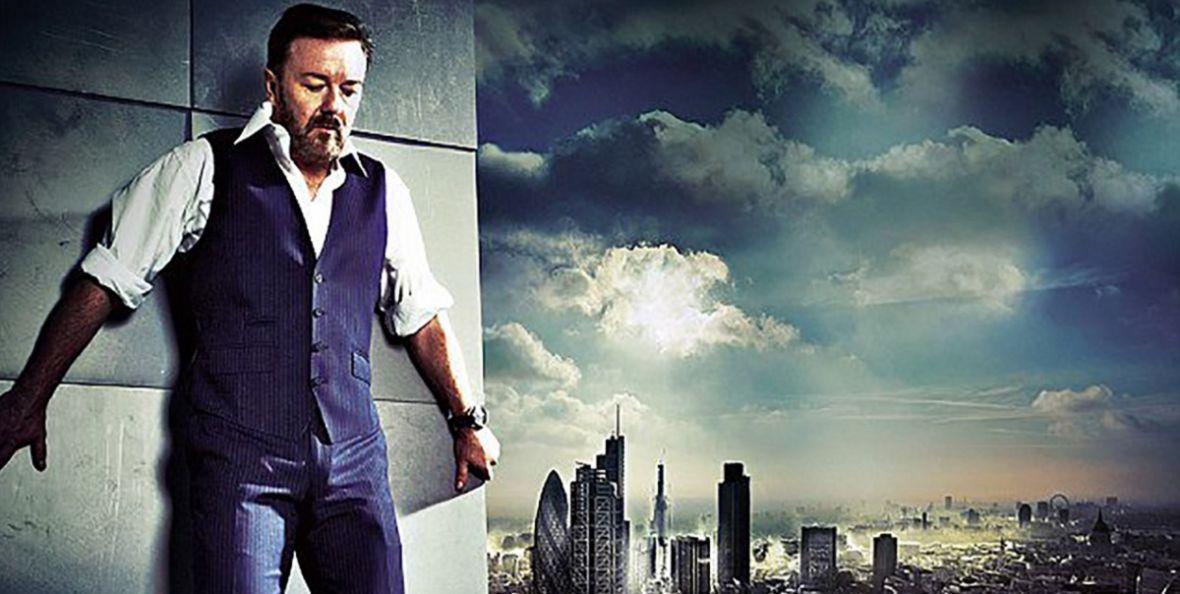 """Ricky Gervais w nowym serialu. Znamy datę premiery """"After Life"""" od Netfliksa"""