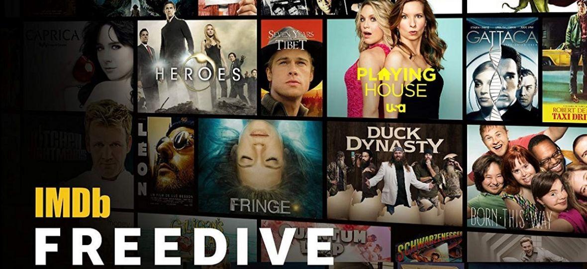 Amazon Prime nie podbił świata, a firma już uruchamia nowy serwis VOD. Nadchodzi IMDb Freedive
