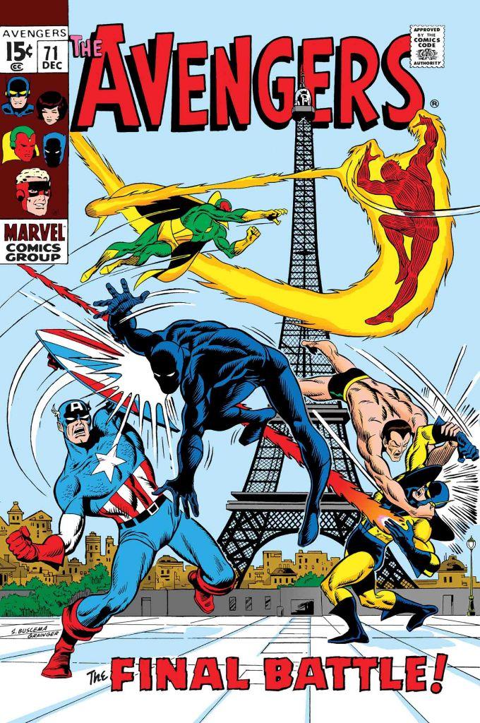 avengers: endgame komiks
