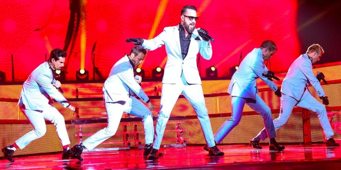 """Wolę ich zapamiętać jako gwiazdy lat 90. Recenzujemy """"DNA"""", nową płytę Backstreet Boys"""