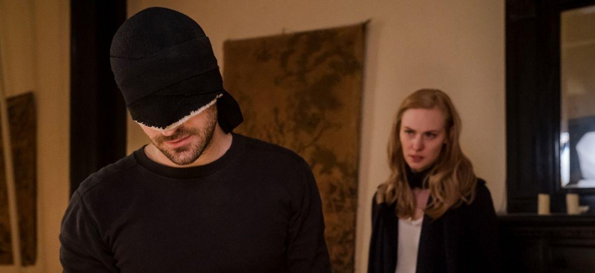 """Koniec """"Daredevila"""" połączył śmiertelnych wrogów. Daredevil i Kingpin walczą o uratowanie serialu Netfliksa"""