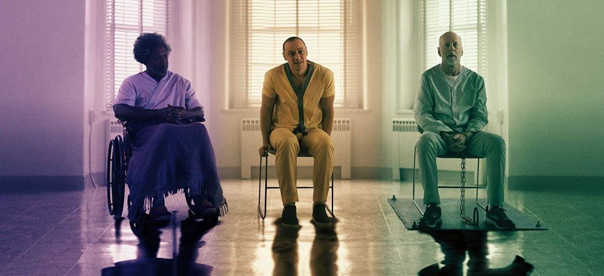 """""""Glass"""" M. Night Shyamalana już dziś trafi do kin. Gdzie obejrzeć poprzednie części trylogii?"""