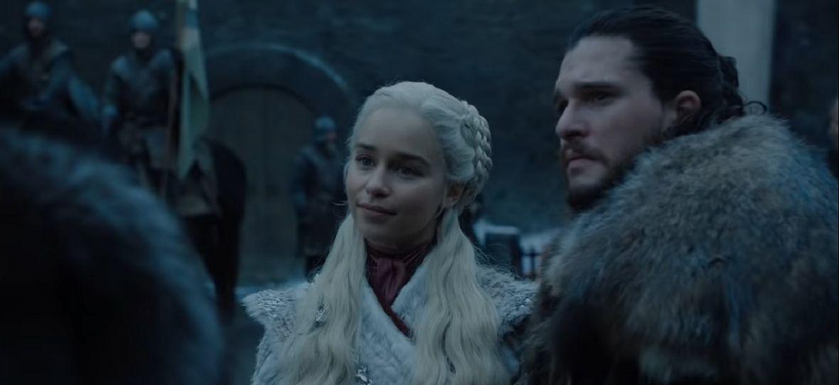 """Zobacz pierwsze sekundy finałowej """"Gry o tron"""" i wiele więcej. 2019 będzie rokiem HBO"""